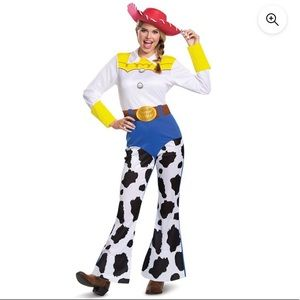 New Toy Story Jessie Halloween Costume with Hat